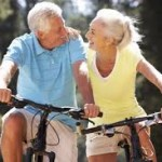 couple senior sport glucosamine chondroitine